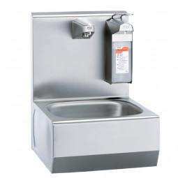 Reinigungsbecken Typ 20550 W mit Spender Typ I1000